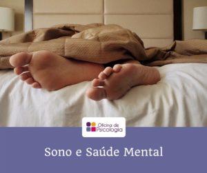 Sono e saúde mental