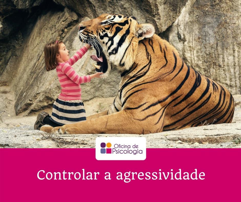 Controlar a agressividade