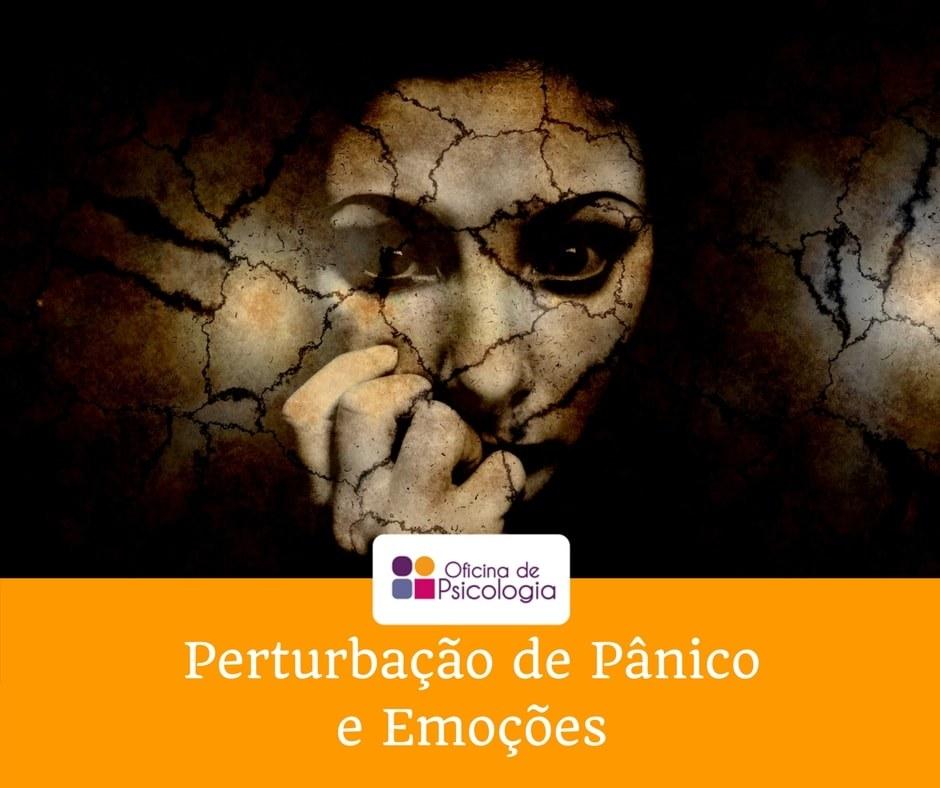 Perturbação de pânico e emoções