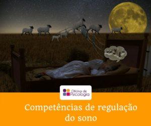 Competências de regulação de sono