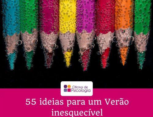 55 Ideias para um Verão inesquecível