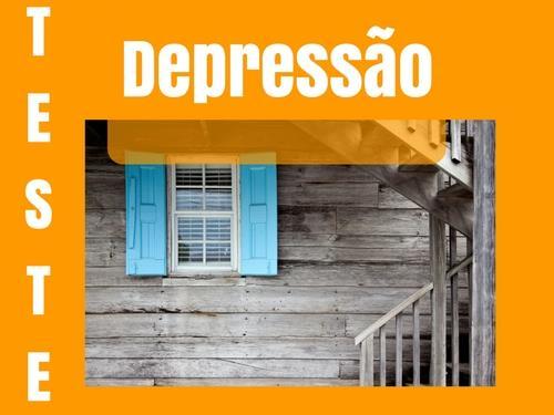 Rastreio de depressão