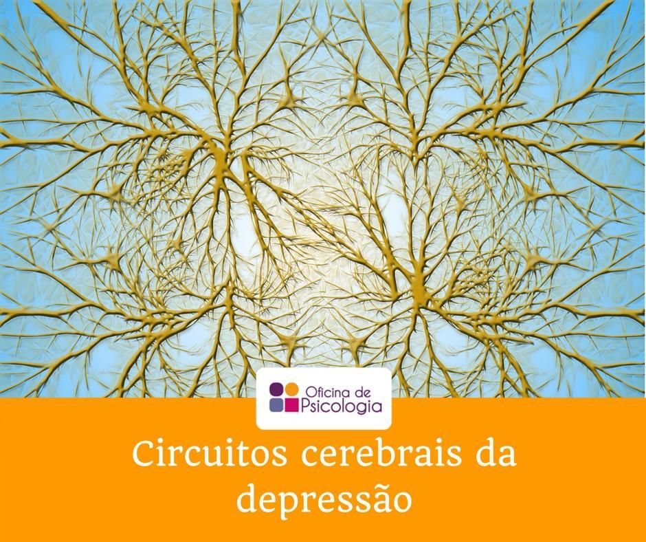 Circuitos cerebrais da depressão