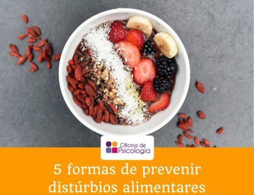 5 formas de prevenir distúrbios alimentares em adolescentes