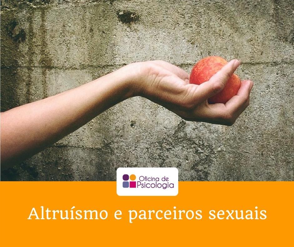 Altruísmo e parceiros sexuais