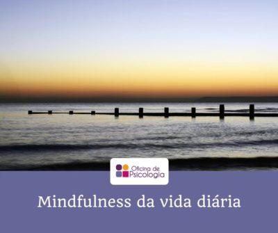 Mindfulness da vida diária