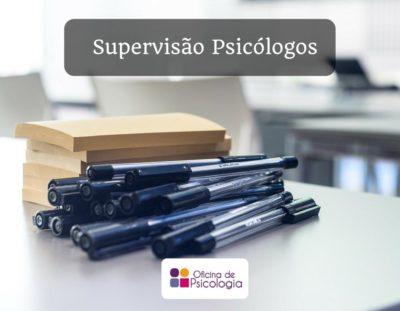 Supervisão Psicólogos
