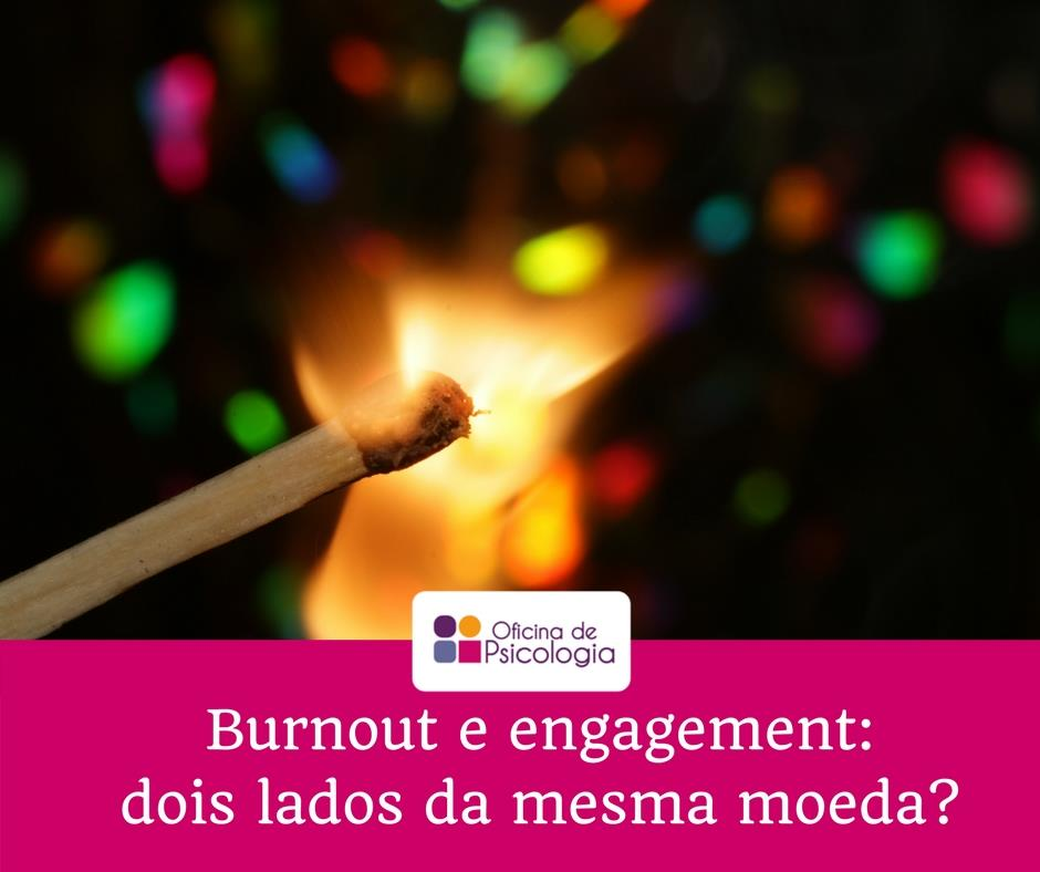 burnout e engagement