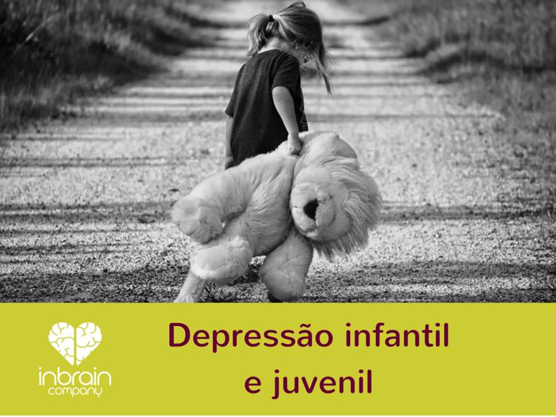 Depressão infantil e juvenil