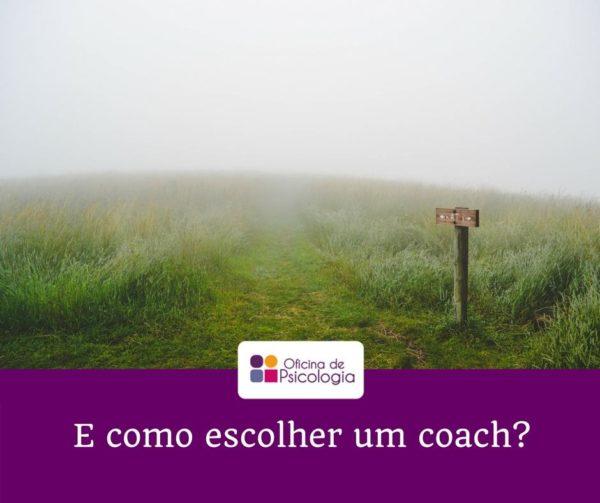 E como escolher um coach