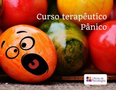 Curso terapêutico Perturbação de pânico