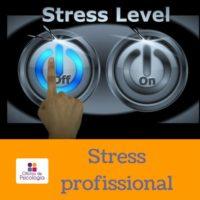 Stress profissional