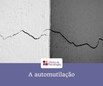 Automutilação