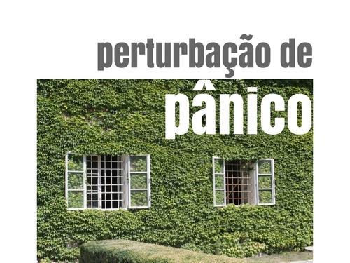 Perturbação de pânico