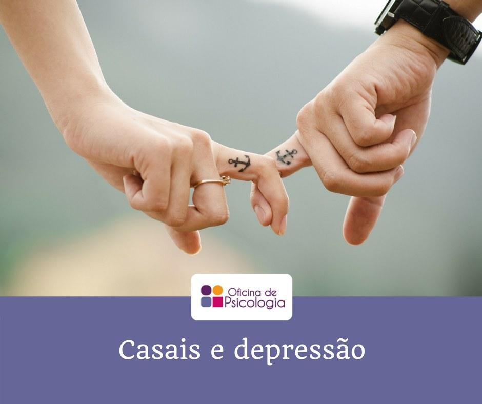 Casais e depressão