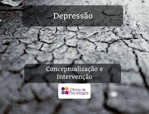 Formação Intervenção na Depressão (B-learning)