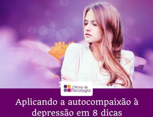 Aplicando a autocompaixão à depressão em 8 dicas