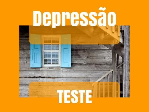 Sente-se deprimido?
