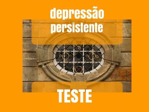 Depressão persistente