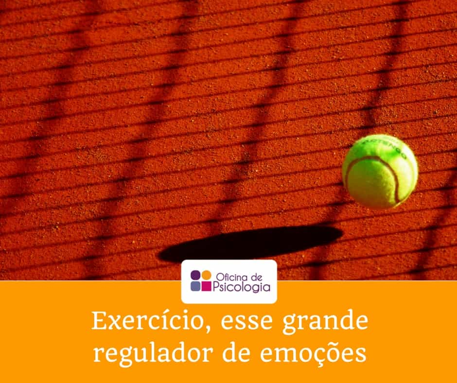 Exercício: esse grande regulador de emoções