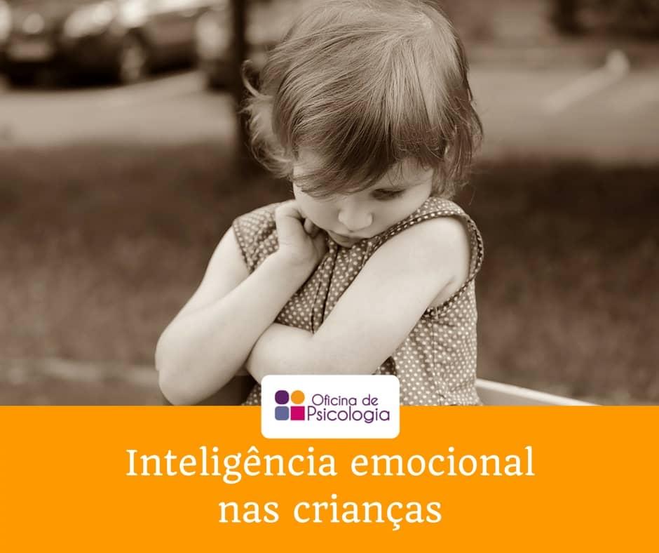 Inteligencia emocional nas criancas