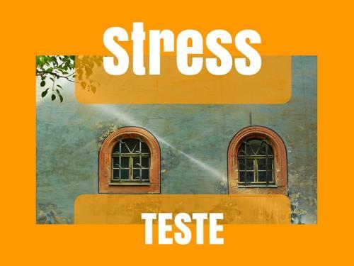 Teste stress