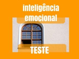 Teste inteligência emocional