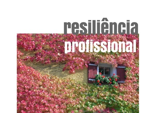 resiliencia profissional