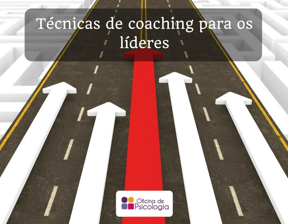 Técnicas de coaching para os líderes