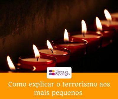 Explicar o terrorismo aos mais pequenos