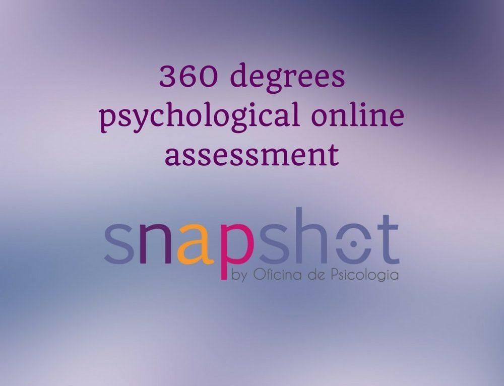 Snapshot – Online free assessment
