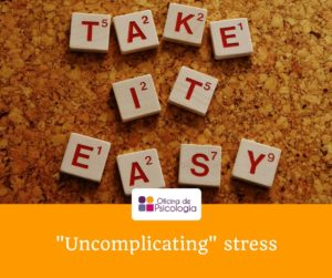 Uncomplicating stress