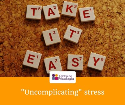 Uncomplicating stress