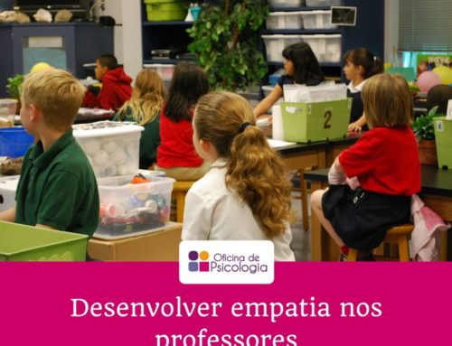 Desenvolver empatia nos professores ajuda a evitar suspensões na sala de aula