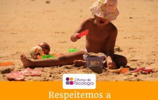 Respeitemos a infância