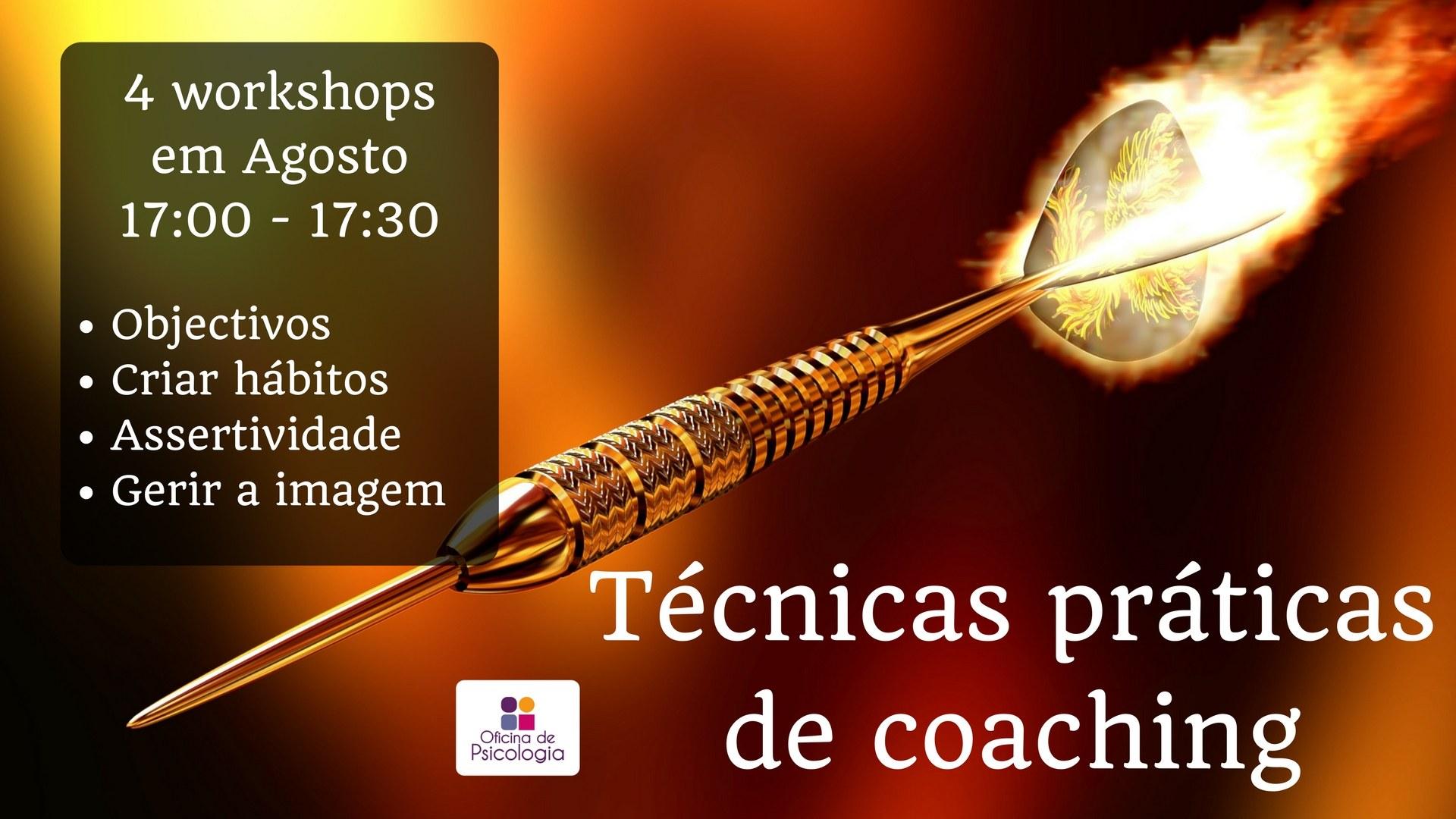 4 workshops coaching