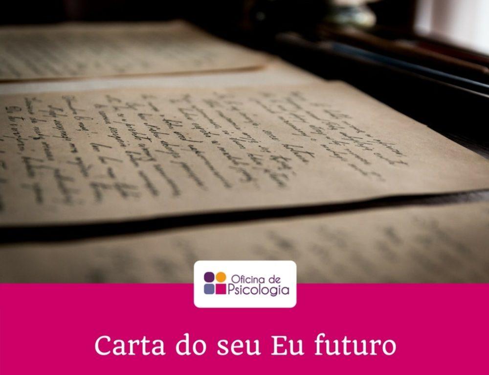 Carta do seu Eu futuro