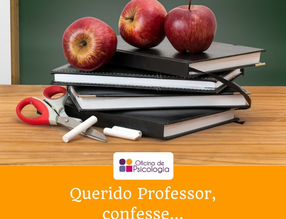 Querido Professor…