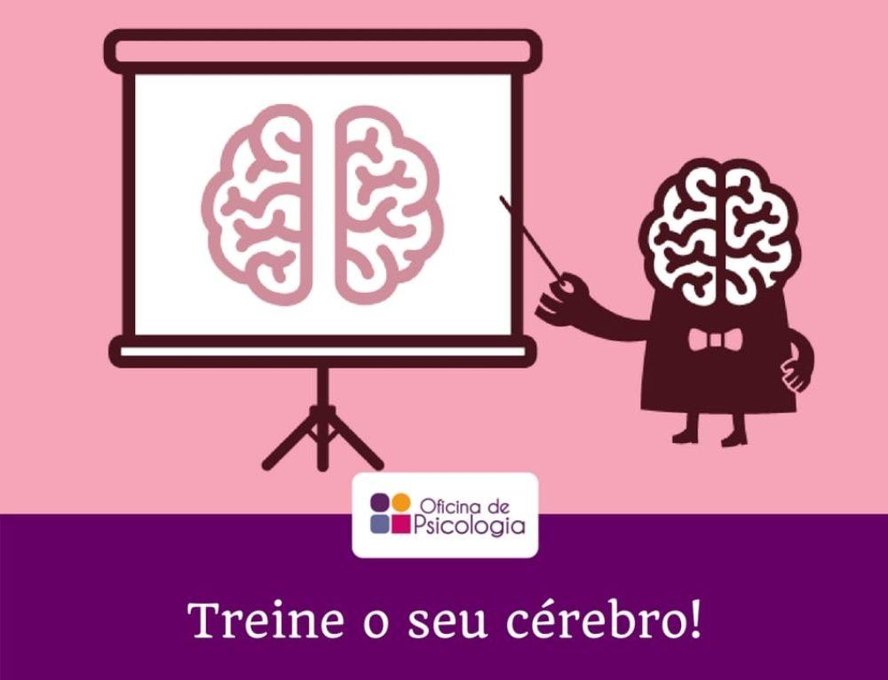 Treine o seu cérebro!