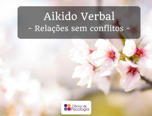 Aikido Verbal – Treinos semanais