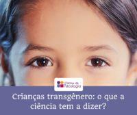 Crianças transgénero
