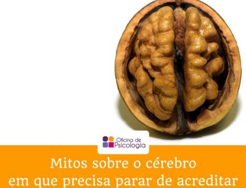 Mitos sobre o cérebro em que tem de parar de acreditar