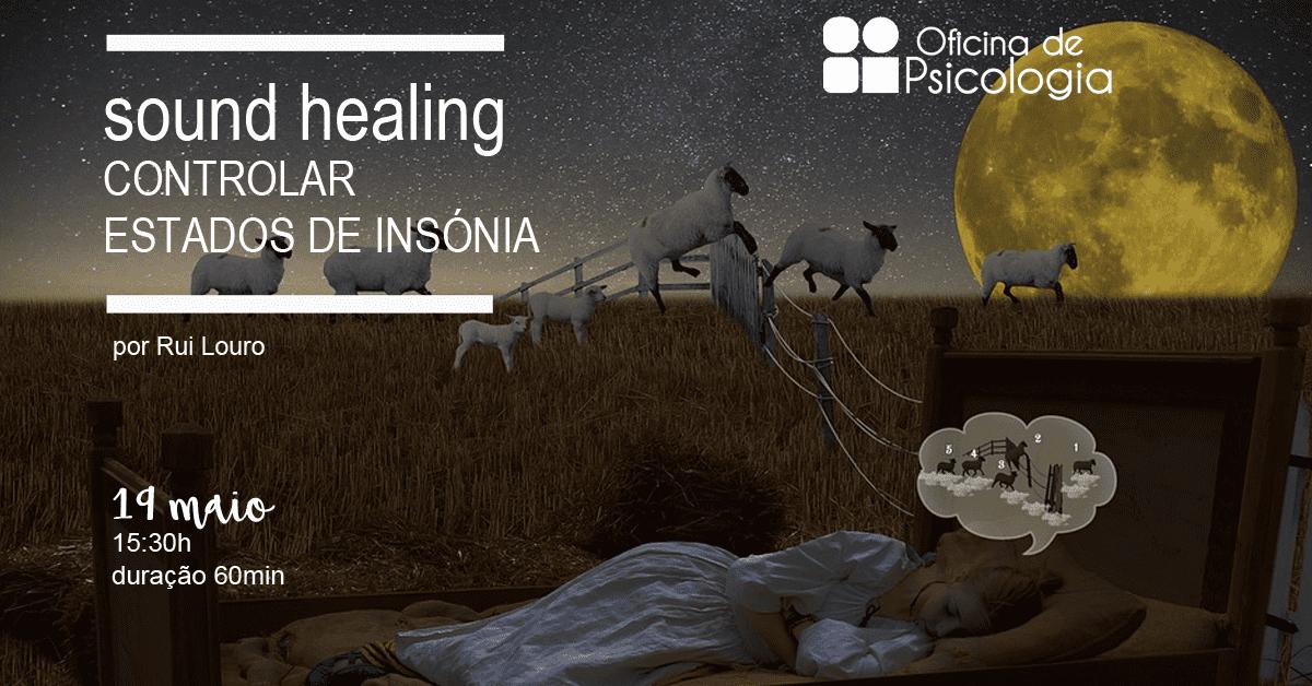Sound Healing insónias