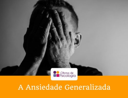 A Ansiedade Generalizada