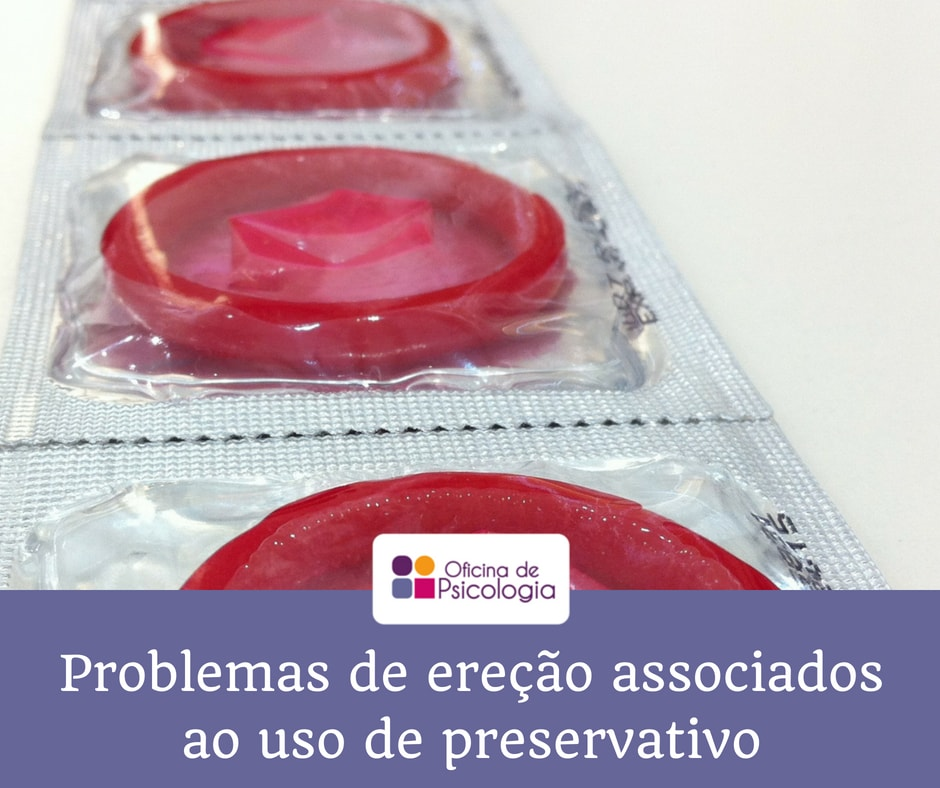 Problemas de ereção e contracetivos