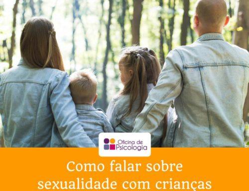 Como falar sobre sexualidade com crianças