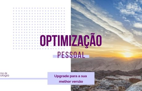 Optimização Pessoal