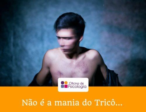 Não é a mania do Tricô…