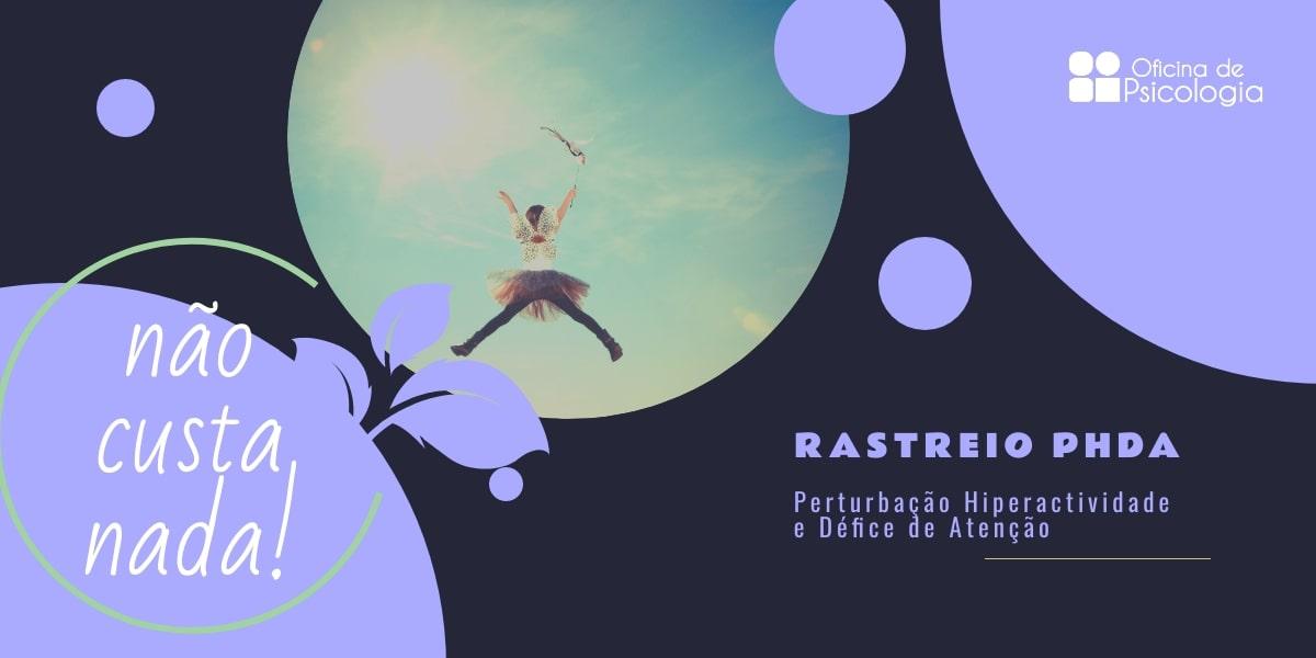 Rastreio PHDA