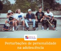 Personalidade adolescência